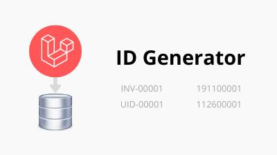 Генерация форматированных идентификаторов