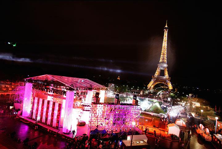 Париж: фестивали в городе