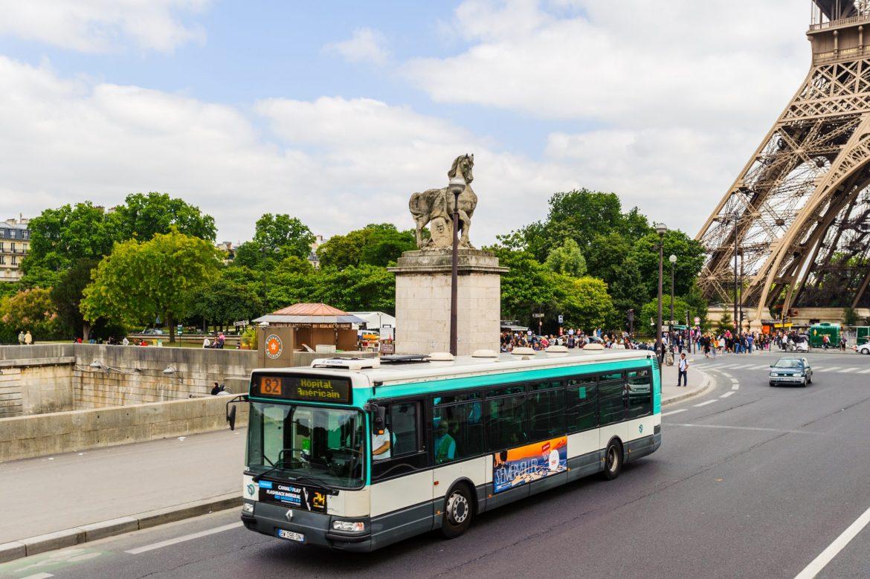 Париж: Как добраться до города